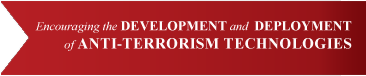 Encouraging the Development and  Deployment of Anti-terrorism Technologies